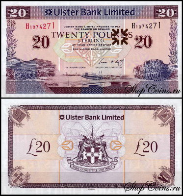 Банкноты ирландии republique francaise 1908