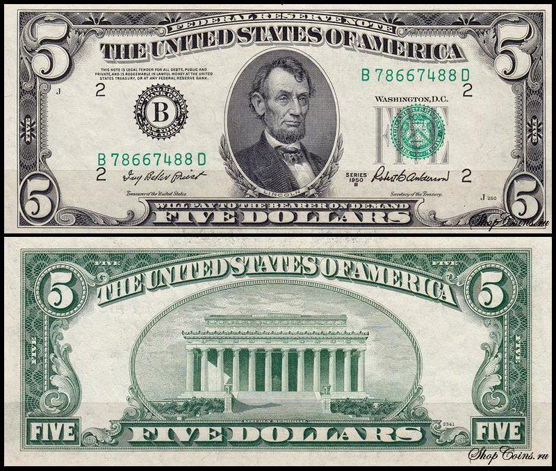Сша 5 долларов 1992 год червонец интернет магазин монет